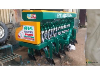 Seed Drill Rice