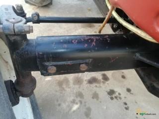 Fiat 40 hydralic power