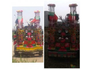 Tractor Jangla