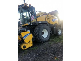 Forage Harvester FR 9060