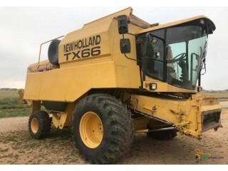 New holland tx66 combine